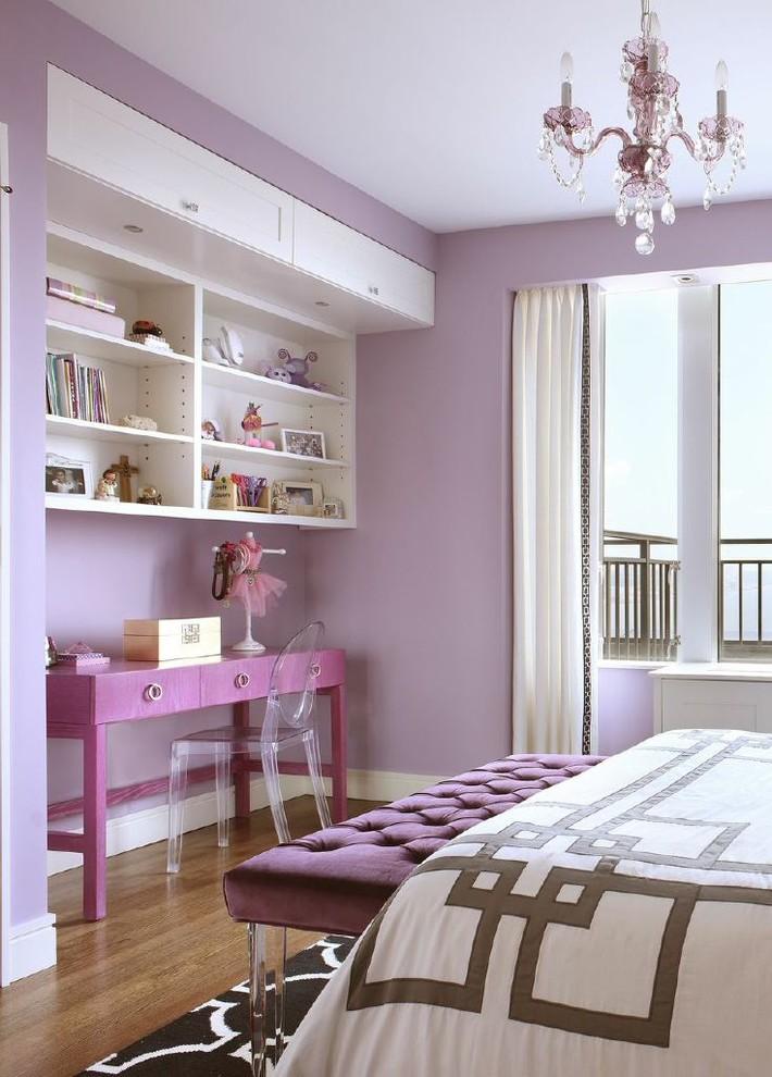 220 Riverside Blvd for Transitional Bedroom with Feminine