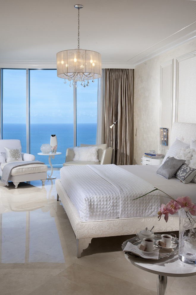Ace Hardware Miami Beach for Contemporary Bedroom with Bed Pillows