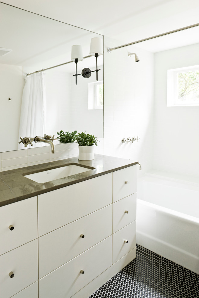 Ace Hotel Portland for Contemporary Bathroom with Light