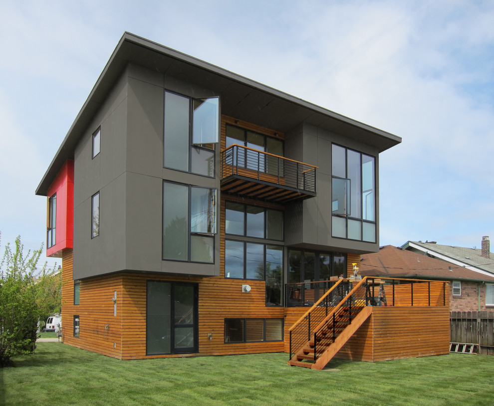 Aia Seattle for Modern Exterior with Architects