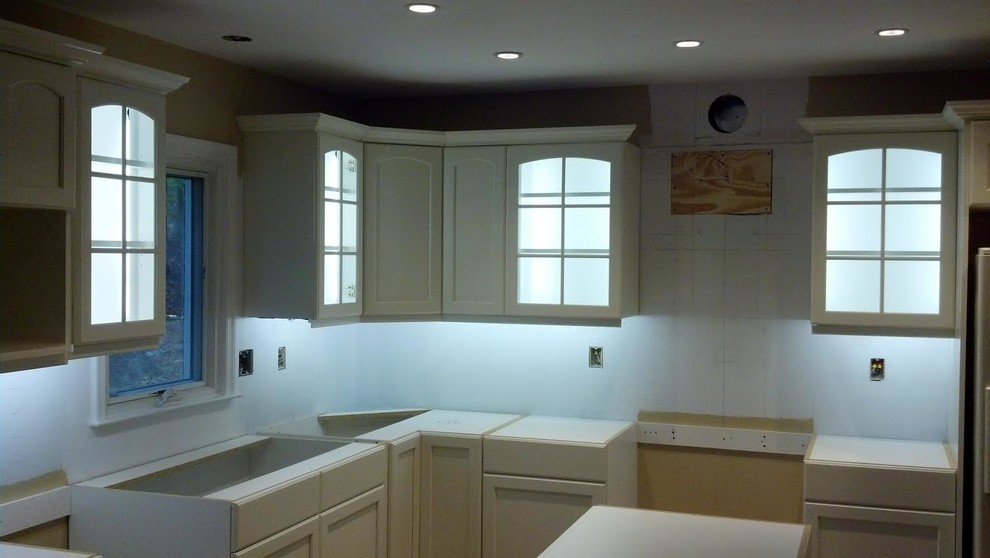 Annapolis Lighting for Traditional Kitchen with Transitional