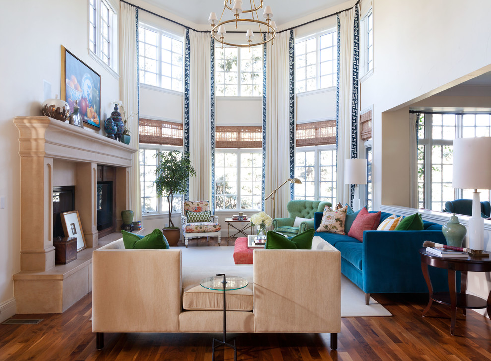 Apple Store Manchester Nh for Transitional Living Room with High Ceiling