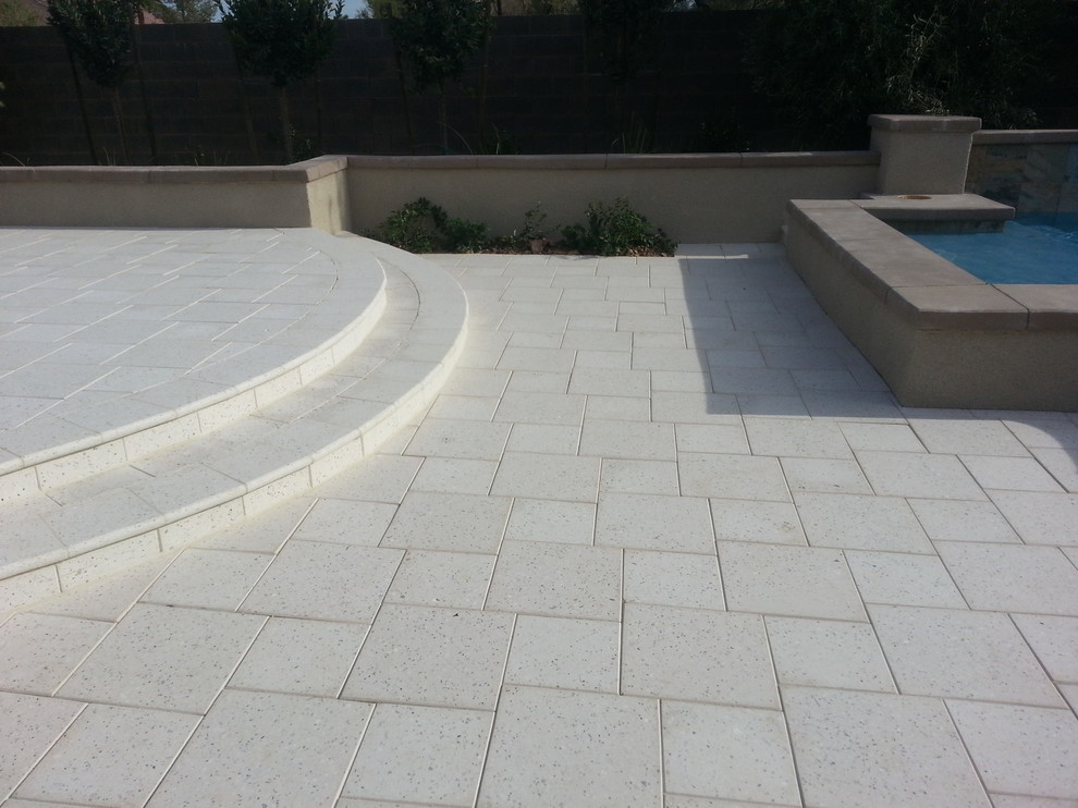 Artistic Pavers for Contemporary Spaces with Cool Pavers
