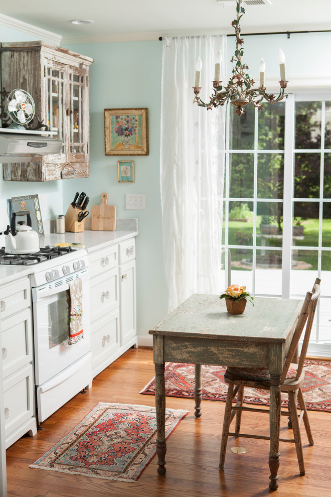 Ashley Furniture Wilmington Nc for Shabby-Chic Style Kitchen with Cottage Kitchen