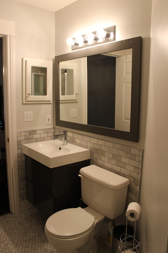 Baid for Eclectic Bathroom with Eclectic