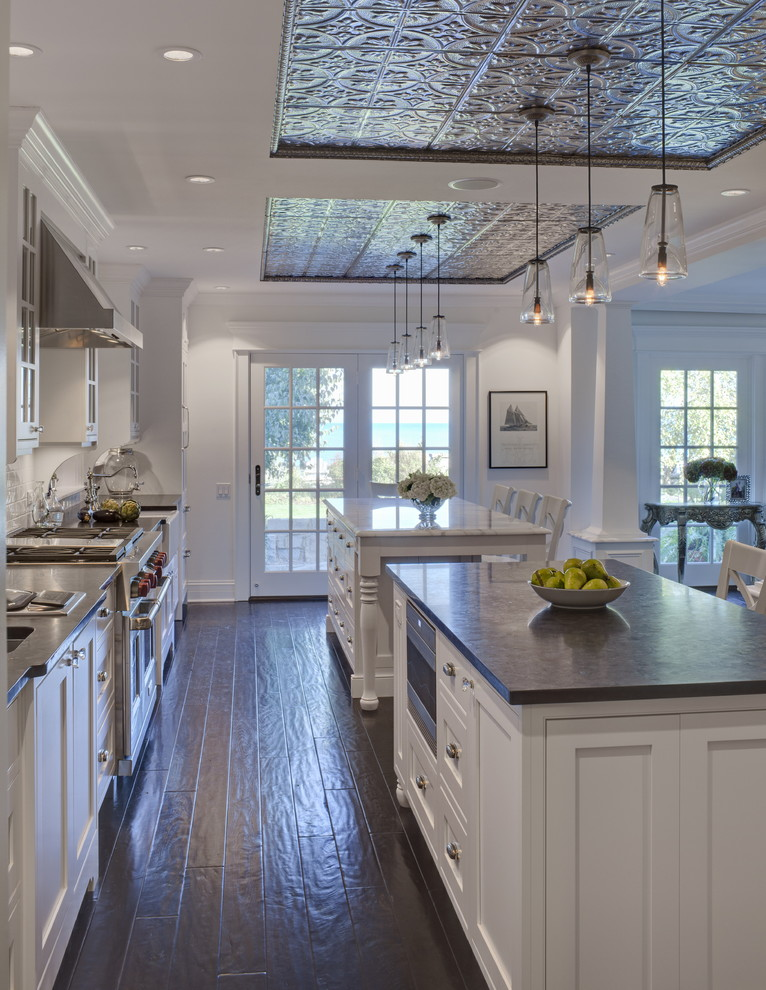 Berger Appliance for Traditional Kitchen with Shaker Style