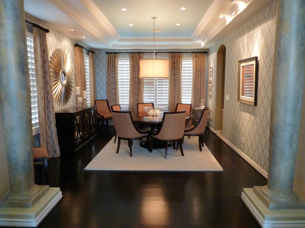 Brownstone Furniture for Traditional Dining Room with Dining Room