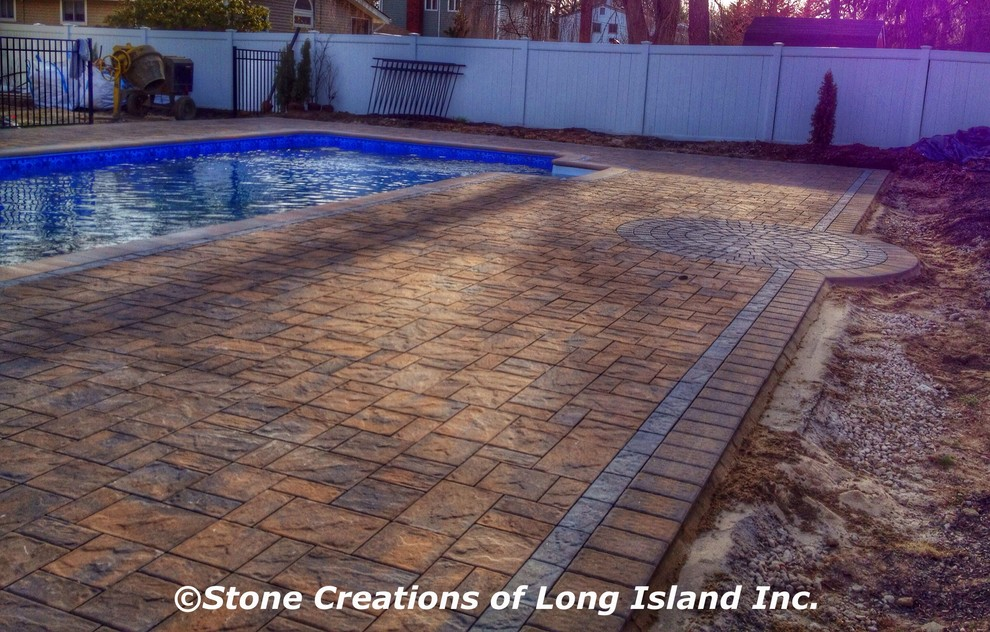Cambridge Pavers for Traditional Spaces with Masonry