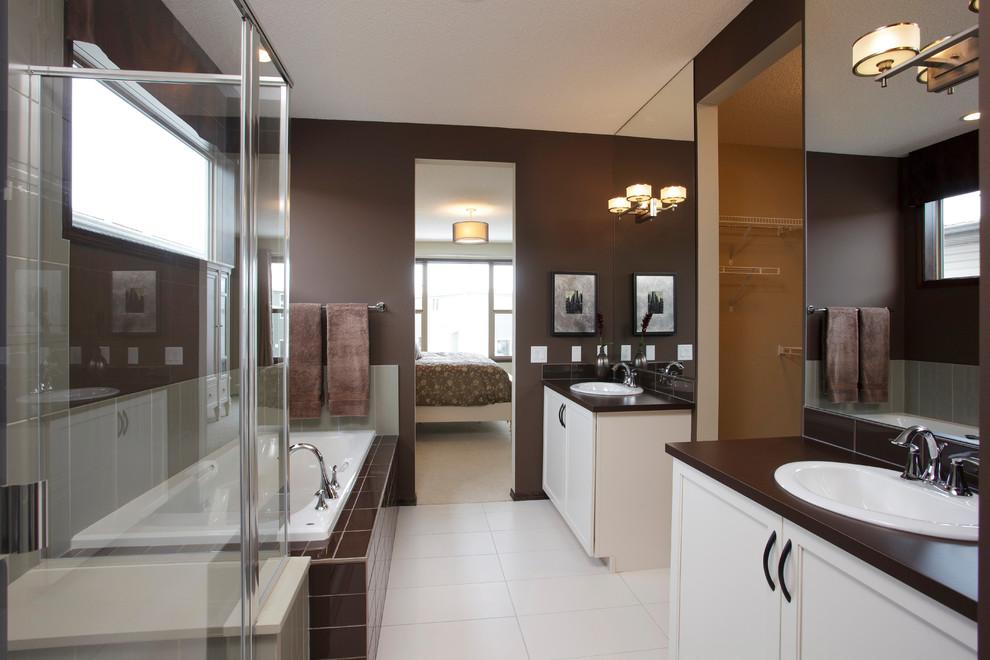 Cardel Homes for Modern Bathroom with Bathroom
