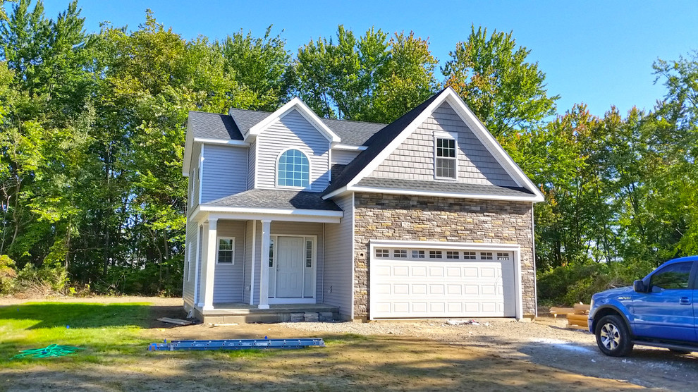 Caruso Homes for Transitional Exterior with Transitional