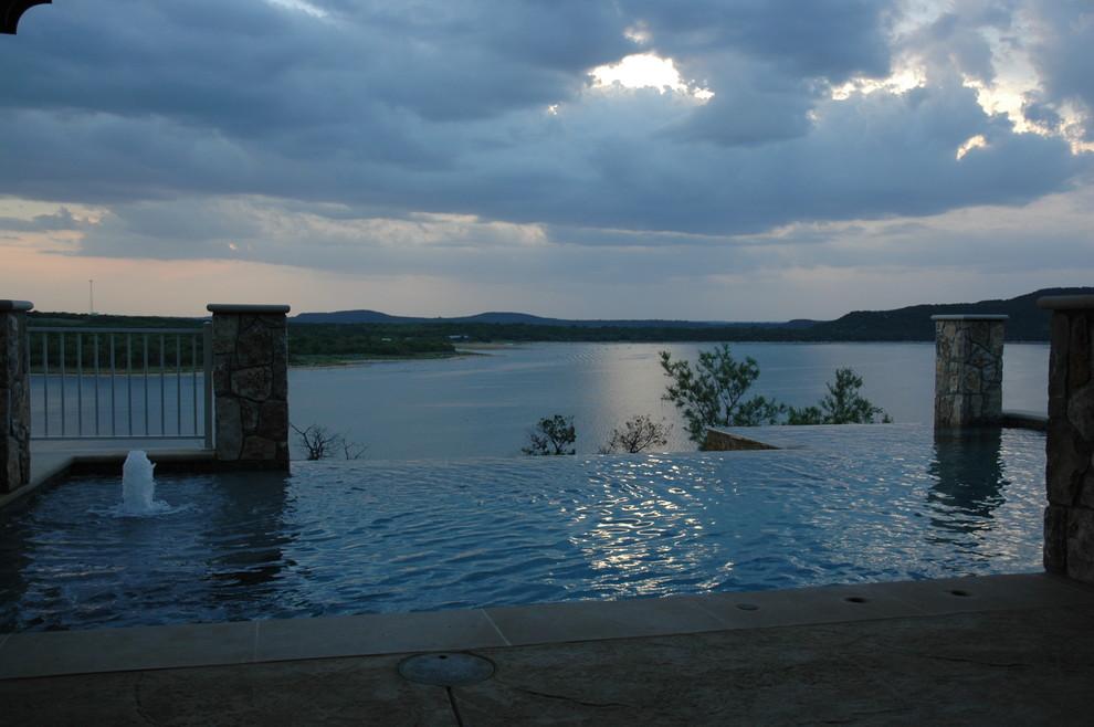Claffey Pools for Traditional Pool with Claffey Pools