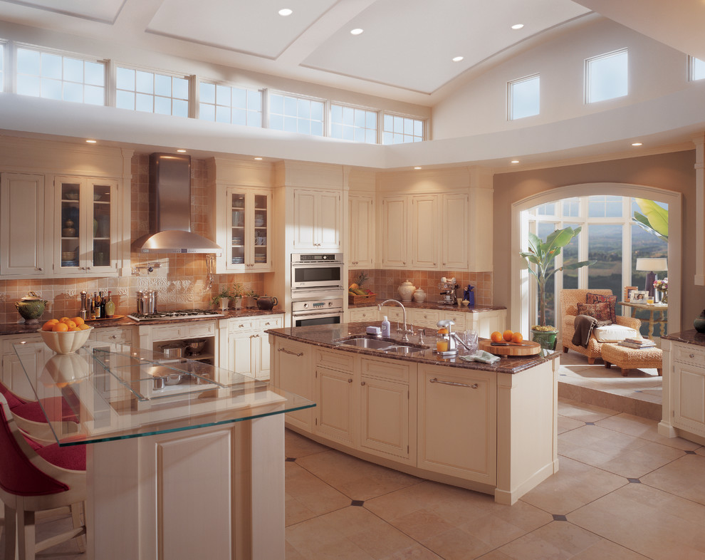 Clearstory for Contemporary Kitchen with Contemporary