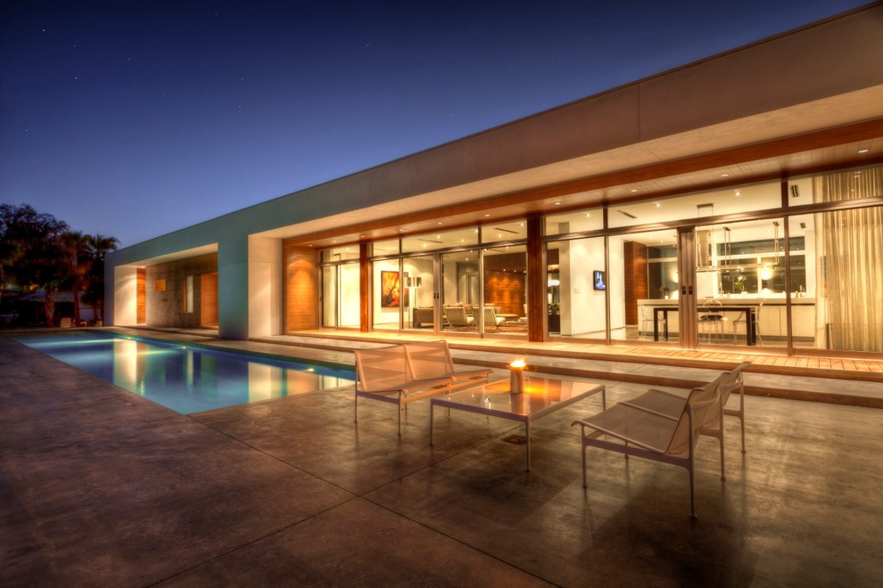 Clima Miami for Modern Patio with Glass
