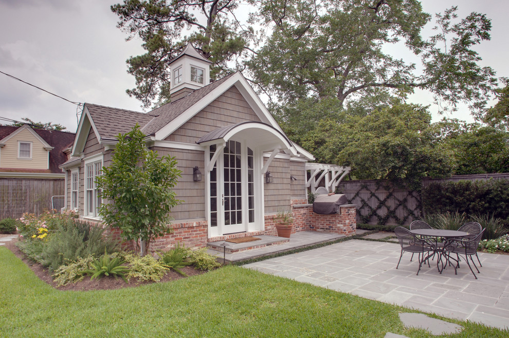 Coppolas for Traditional Shed with Backyard
