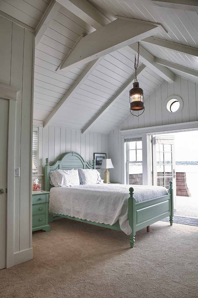 Craigslist Seattle Furniture for Beach Style Bedroom with Round Window