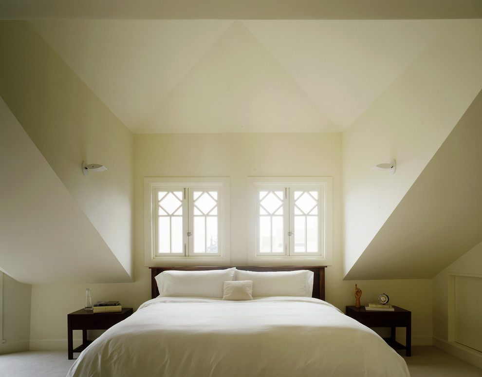 Dormers for Victorian Bedroom with Sconce