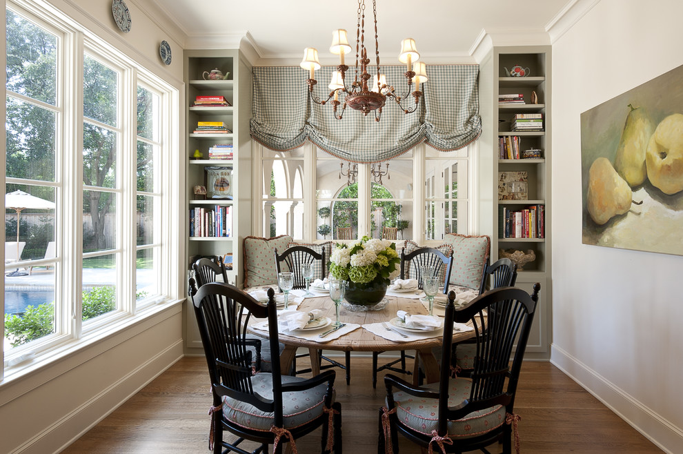Dr Horton Dallas for Traditional Kitchen with Breakfast Nook