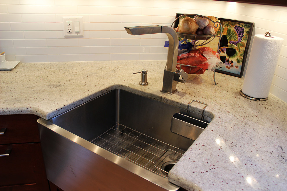 Dracut Appliance for Contemporary Kitchen with Cabinets