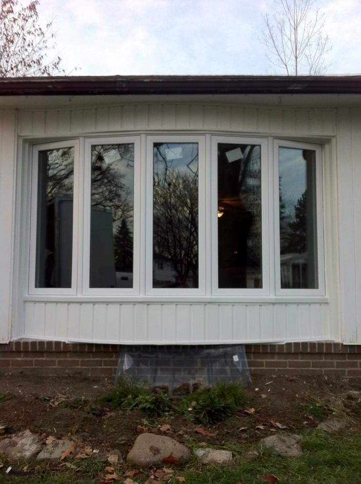 Efco Windows for Contemporary Spaces with Vinyl Windows