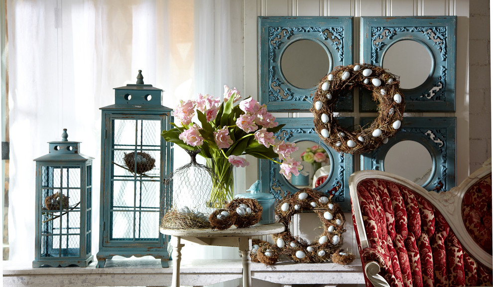 Eloquence Furniture for Eclectic Spaces with Mirror