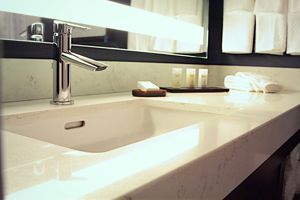 Embassy Suites Scottsdale for Modern Spaces with White Counter