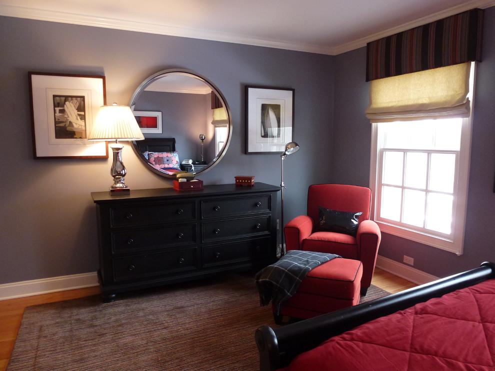 Ethan Allen Danbury Ct for Traditional Bedroom with Bedroom