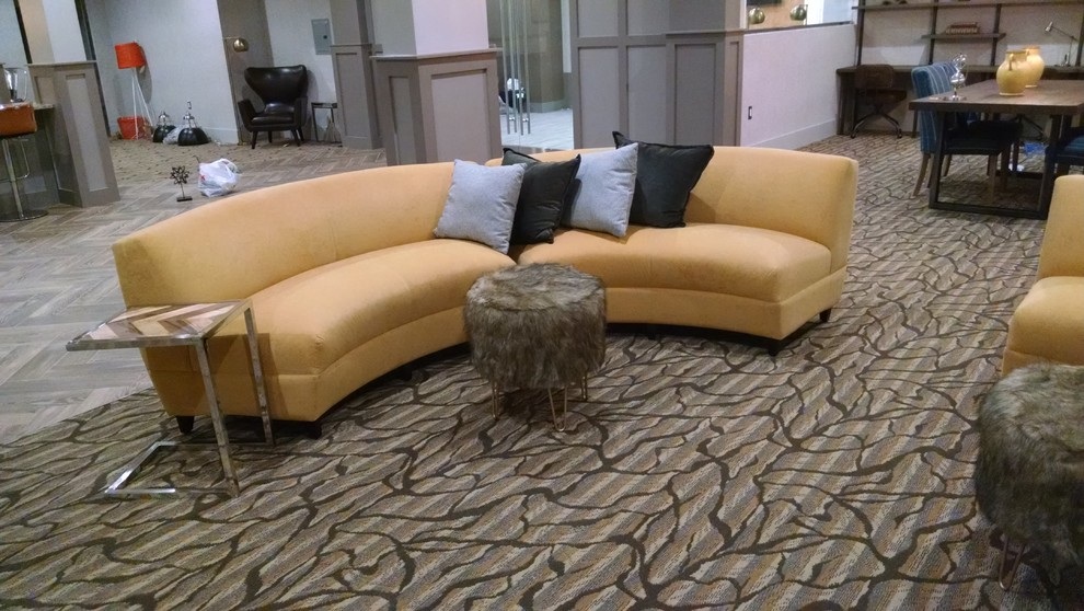 Fairways at Towson for Modern Spaces with Sofas