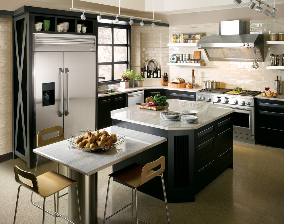 Hahn Appliance Warehouse for Contemporary Kitchen with Traditional Kitchen Design