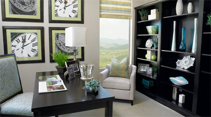 Harmony Homes Las Vegas for Traditional Home Office with Traditional