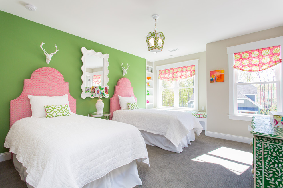 Haynes Furniture Richmond Va for Transitional Kids with Upholstered Headboard