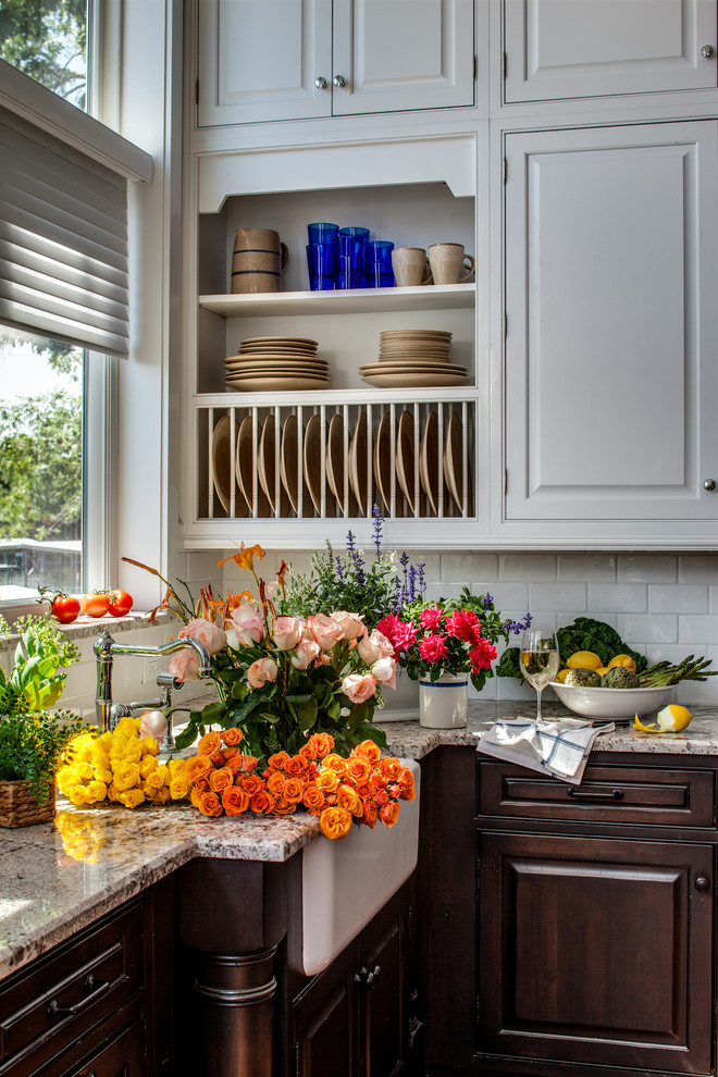 Hoegger for Traditional Kitchen with Cottage Kitchen Design