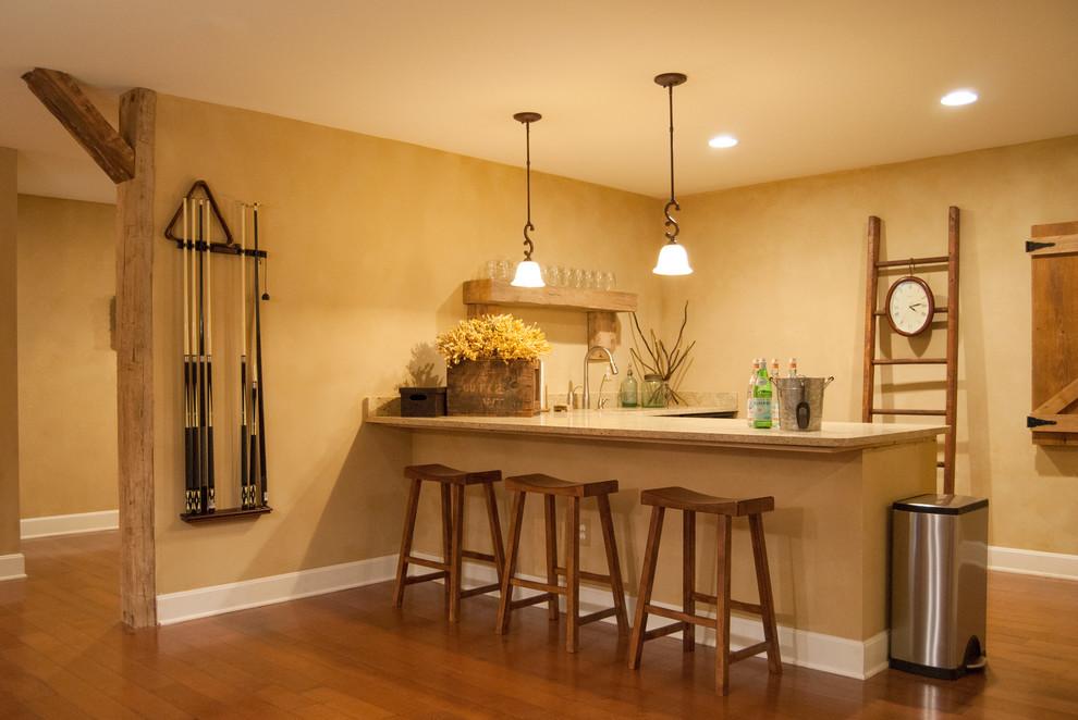 Home Emporium Cincinnati for Farmhouse Home Bar with Home Bar