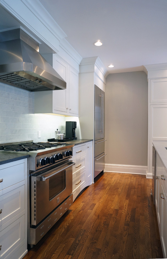 Homefront Nj for Traditional Kitchen with Wood Floors