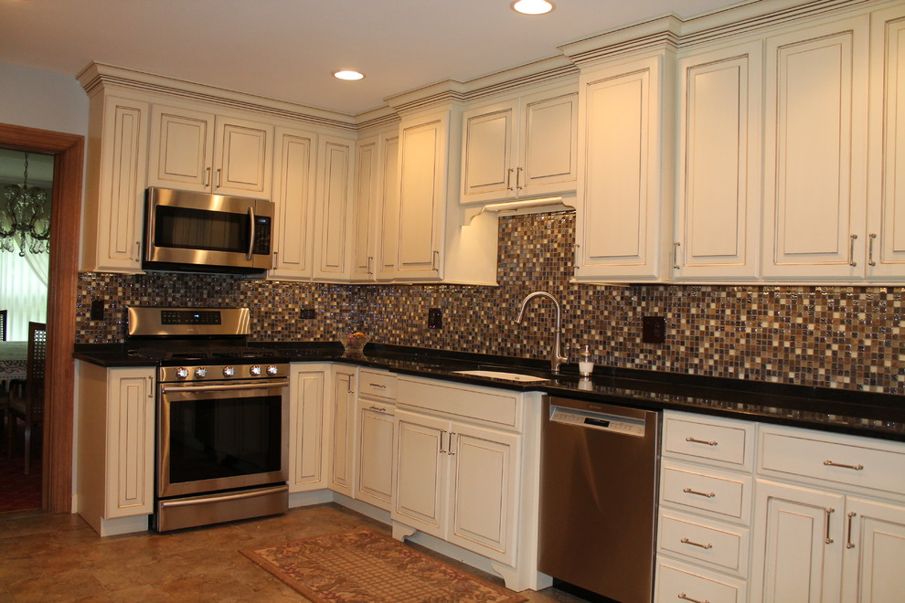 Homewerks for Traditional Spaces with Granite