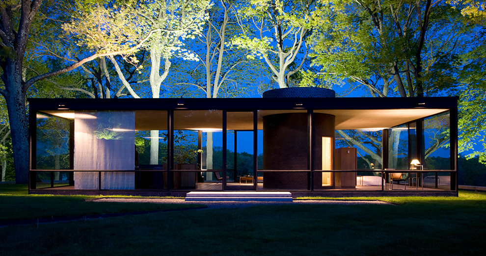 How to Get Rid of Mosquitoes in the House for Modern Exterior with Glass House