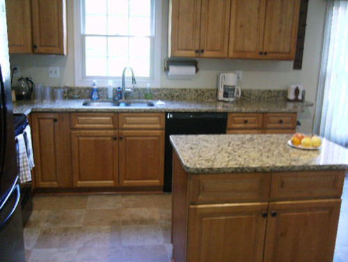 How to Install Granite Countertops for Traditional Spaces with Granite Countertops Installed