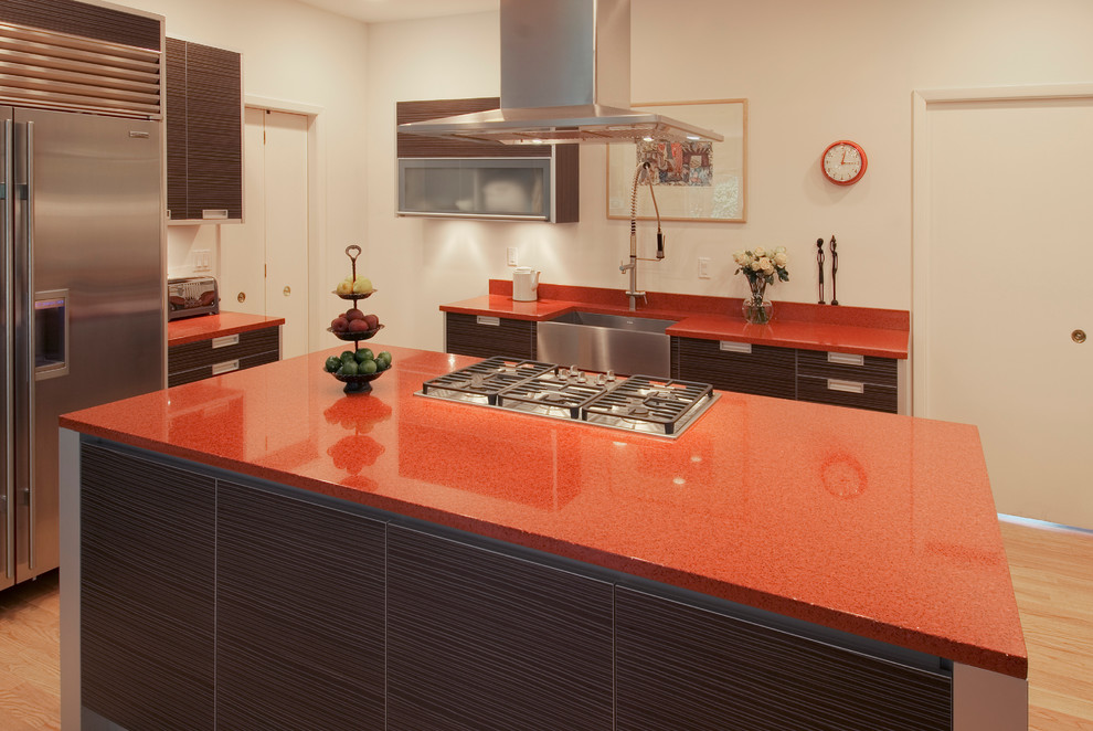 Icestone for Contemporary Kitchen with Contemporary