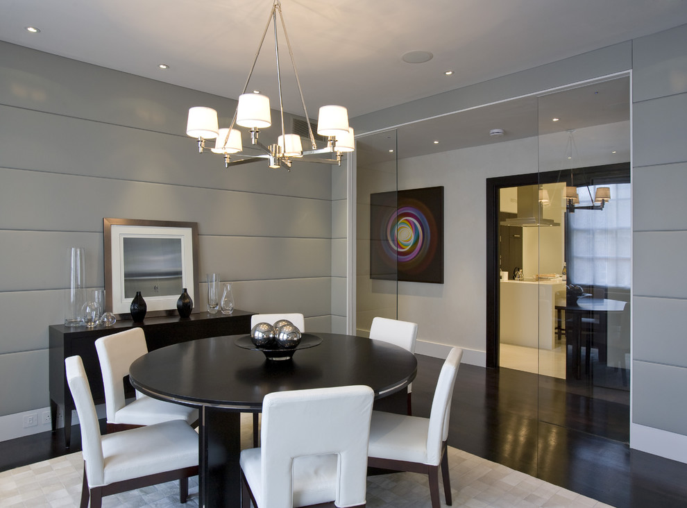 Imax Accessories for Contemporary Dining Room with Upholstered Dining Chairs