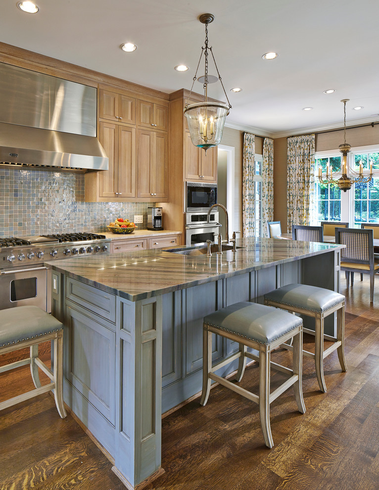 Interlaken Nj for Traditional Kitchen with Gray Counter