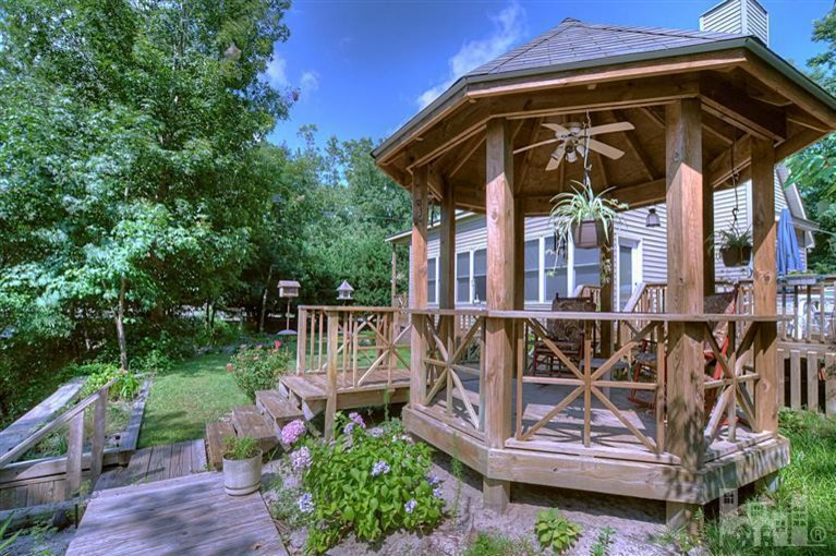 Intracoastal Realty for Contemporary Deck with Boat