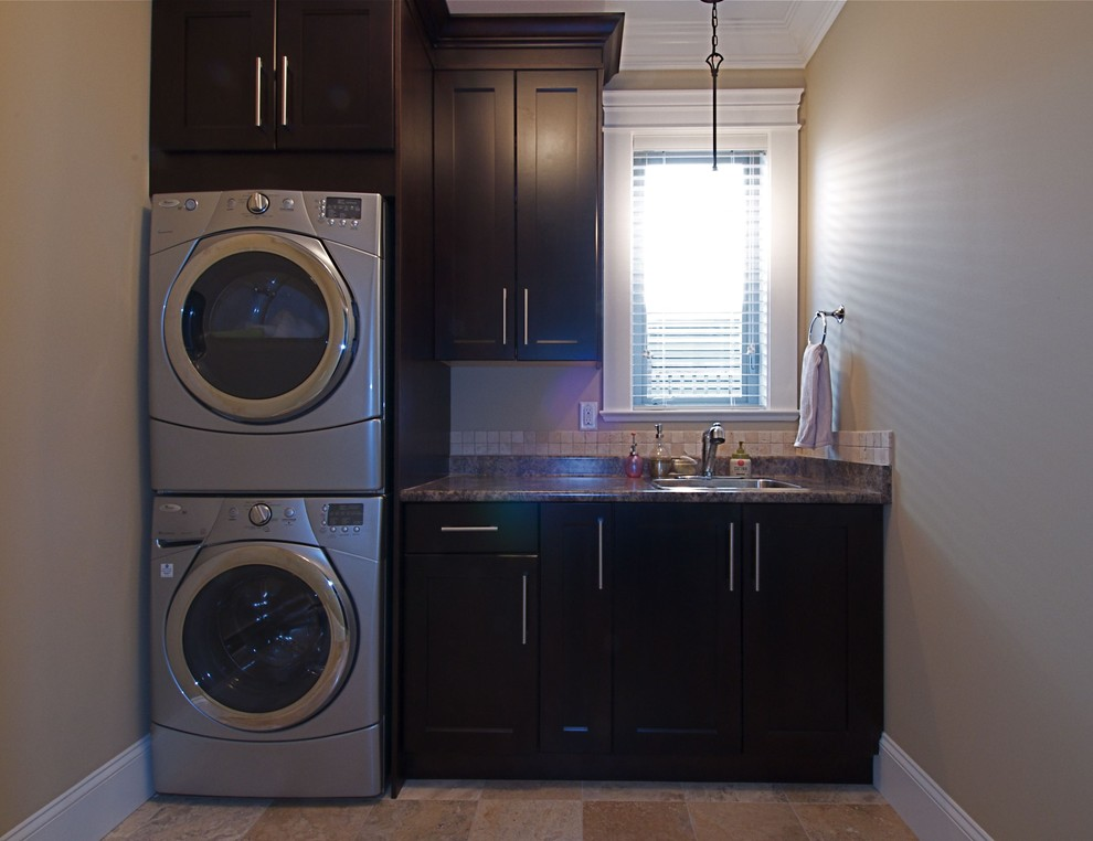 Jamocha for Traditional Laundry Room with Whirlpool