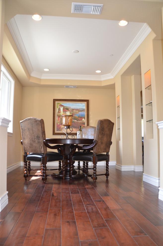Kashi Huntington for Traditional Dining Room with Traditional