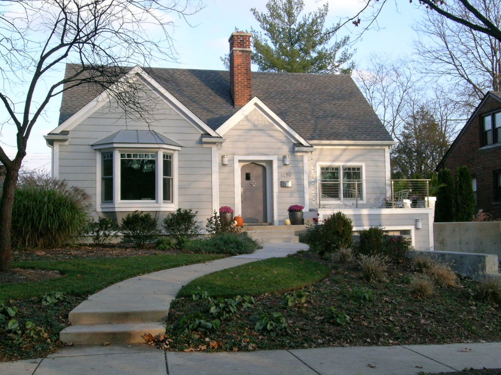Keller Williams Ann Arbor for Traditional Exterior with Gray Siding