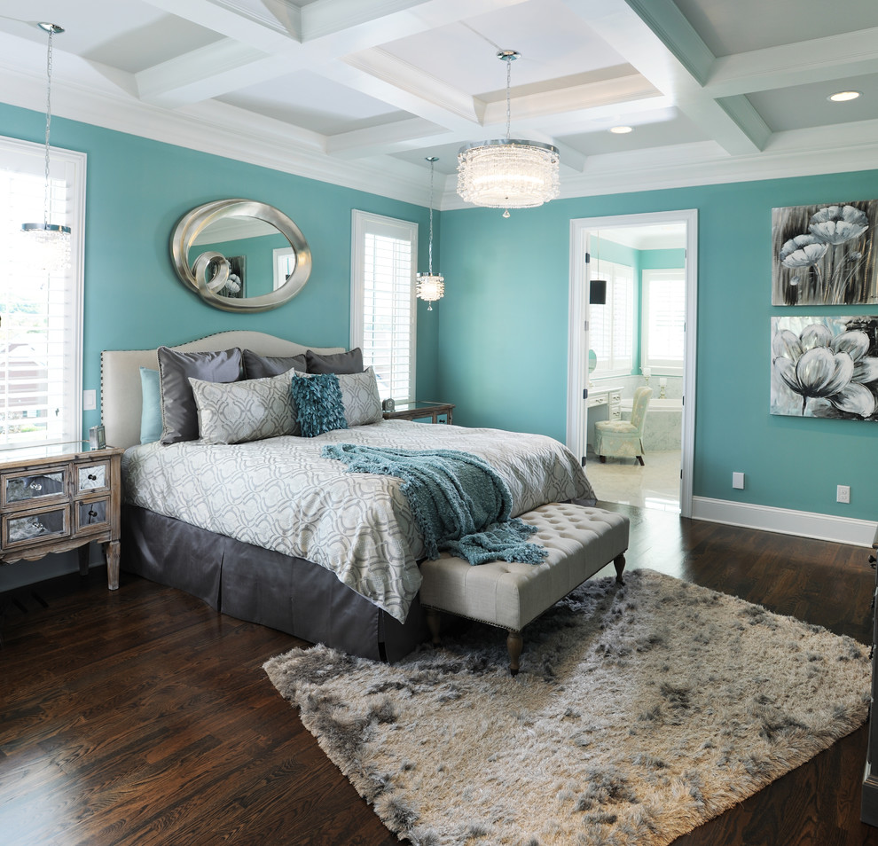Keller Williams Nashville for Traditional Bedroom with Shag Rug