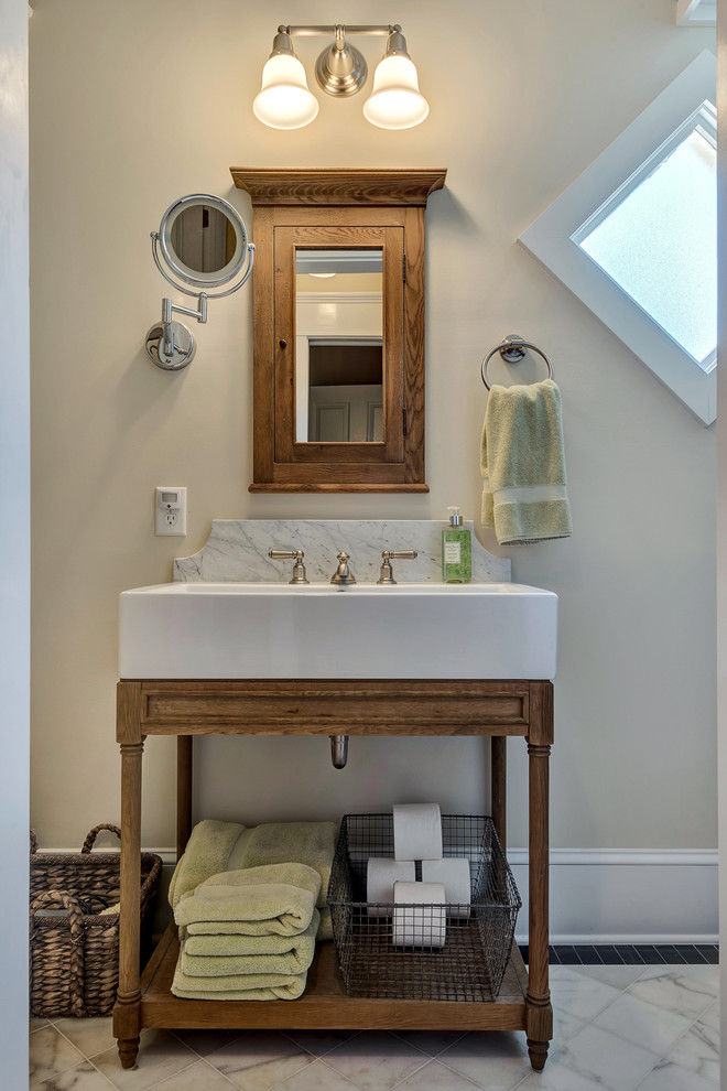Larchmont Real Estate for Beach Style Bathroom with Architectural Photography Pensacola