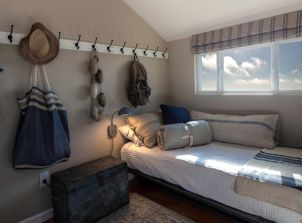 Lee Jofa for Beach Style Bedroom with Window