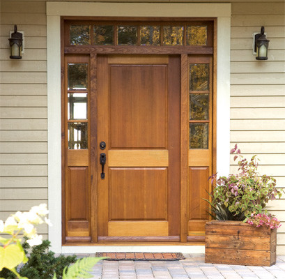Lemieux Doors for Traditional Entry with Traditional