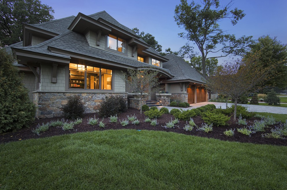 Lifetime Plymouth for Transitional Exterior with Transitional Remodel