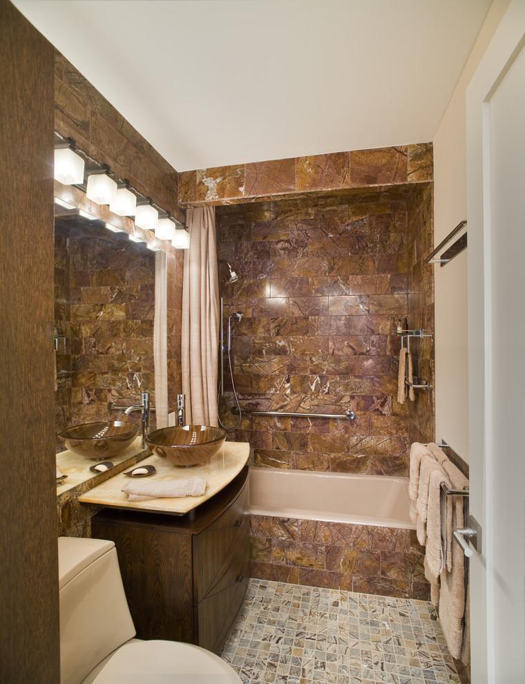 Lightolier for Contemporary Bathroom with Towel Bars