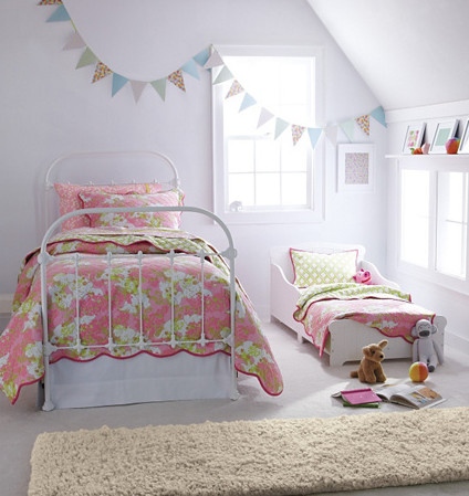 Lillys for Contemporary Kids with Garnet Hill